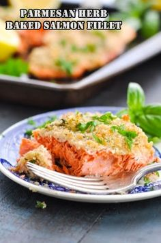 I would definitely make this Best recipes Recipes again! Fish Recipes Healthy Tilapia, Fried Fish Recipes, Easy Fish Recipes, Salmon Recipes, Healthy Recipes, Baked Salmon Fillet Recipe, Salmon Fillets, Baking Recipes, Good Food