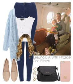 """""""Leaving L.A With Phoebe And Ernest"""" by storyofmylife1danita-scream ❤ liked on Polyvore"""