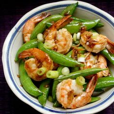 Weight Watchers Kung Pao Shrimp 6 Points Plus Ww Recipes, Low Calorie Recipes, Shrimp Recipes, Fish Recipes, Asian Recipes, Cooking Recipes, Dinner Recipes, Healthy Recipes, Bariatric Recipes