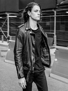 Waxy Steerhide Perfecto Motorcycle Jacket | By Schott NYC.