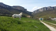 Sierra de Lóquiz, #Navarra. Un lugar para perderse en cualquier época del año. (Foto: C.R. Ganuza)