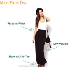 "How To Wear a Maxi Skirt for Petite Women 5'4"" and under #sweetpetite #TamaraGlick"
