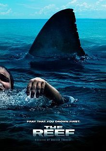 One of the few other shark movies besides the original Jaws of course that actually is scary. This movie is not only based on true events, it uses real footage of actual great whites and fits the footage very well into the movie.
