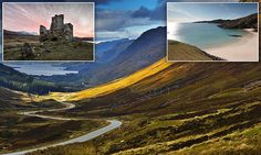Scotland's stunning answer to America's Route 66 named in the top six coastal road trips in the world