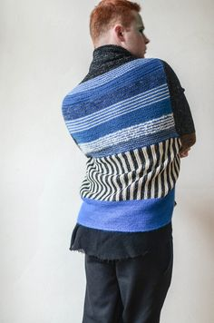 Ravelry: Royally Striped by Stephen West