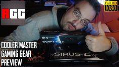 Ranting Greek Gamer's - Cooler Master Gaming Gear preview!!