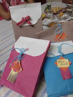 diwali  theme gift bags