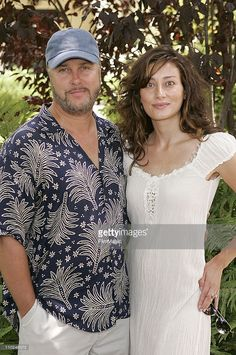 William Petersen and Gina Cirone-Peterson during Hancock Park... News Photo | Getty Images
