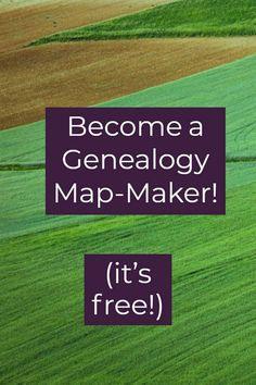 How to Map Your Ancestor's Neighborhood