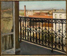 Albert Marquet, Balcon, Avenue de Versailles, Le Habre, MuMa