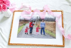 Our Mandalay frame is the gold bamboo frame that we're known for! Custom frame your art and photos with Framebridge here. Mother Day Gifts, Gifts For Mom, Mandalay, Beautiful Gifts, Custom Framing, Family Photos, Bamboo, Retro, Frame