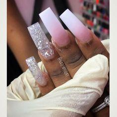 Pink Stiletto Nails, Bling Nails, Down Hairstyles For Long Hair, Exotic Nails, Nails Only, Beautiful Nail Designs, Acrylic Nails, Acrylics, Gorgeous Nails