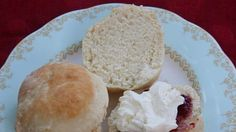 What's the secret to a light and fluffy scone? Sarah McInerney consults an expert.