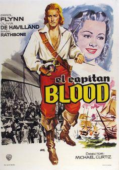 """El capitán Blood FRANCISCO FERNÁNDEZ ZARZA """"JANO"""""""