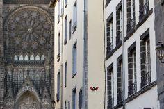 Invader Clermont Ferrand