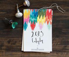 15 Calendars for 2015   Design*Sponge