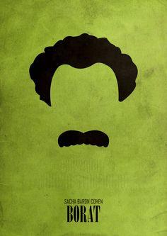 Borat   #movieposter