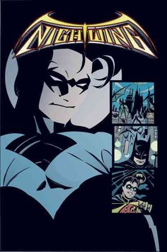 Dennis O'Neil introduces Dick Grayson's brand new costume and career in Nightwing's first solo series! Nightwing flies solo as Dick Grayson uncovers new facts about the murder of his parents--evidence
