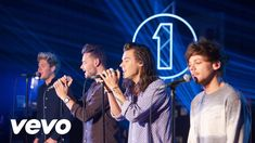 One Direction - Infinity>>MY MOST FAVORITE SONG<3<3 BY  SOME OF THE MOST AWESOME GUYS EVER!!!!!!!!! I LOVE IT EVEN MORE ACTUALLY WATCHING THEM SING IT<3<3 Harry's vocals though on the last chorus.......gorgeous! hammin' it up there<3