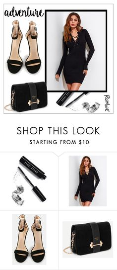 """Romwe 9/29"" by goldenhour ❤ liked on Polyvore featuring Bobbi Brown Cosmetics"