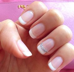 This is more the shape that I want my nails done.  And not so long.