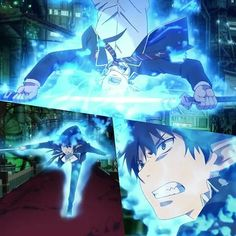 I love rin~ #blueexorcist #rinokumura #anime #aonoexorcistmovie #aonoexorcist
