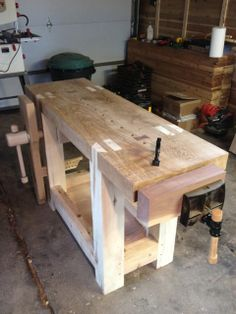 Great looking bench. Handy size and good layout