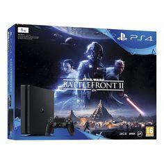 Hoy 18 de diciembre termina la promoción de Super weekend de The Shop Gamer ebay con ofertas como el pack de PS4 1TB + el nuevo Star Wars Battlefront II a un precio increíble y con envío rápido y GRATIS.