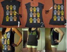 b8833022d98290 59 Best Cut shirts images