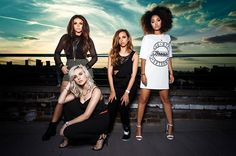 "British girl group Little Mix premiered a new song ""Nothing Else Matters"" from their fourth album ""Glory Days""."