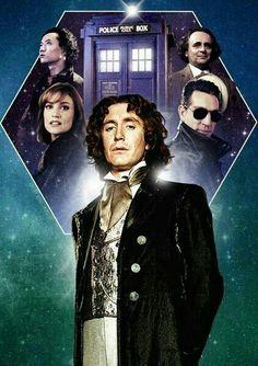 DOCTOR 8 - Paul McGann