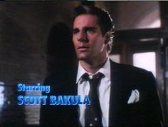 Scott Backula as Sam Beckett from Quantum Leap