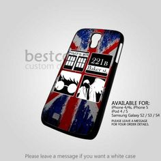 AJ 2107 The British Hero - Samsung Galaxy s4 Case | BestCover - Accessories on ArtFire