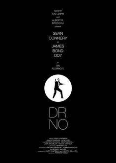 Dr. No by Owain Wilson