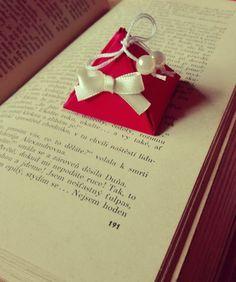♣ handmade pyramid gift box 4 ♣