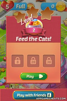 Cookie Cats Cheats, Tips, & Hack for Coins & V.I.C. Membership Unlock  #CookieCats #Puzzle #Strategy http://appgamecheats.com/cookie-cats-cheats-tips-hack/