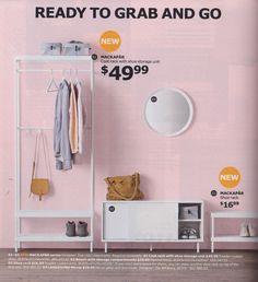 #7: MACKAPAR Entryway Storage System — Top 10 Favorite New IKEA Products Countdown