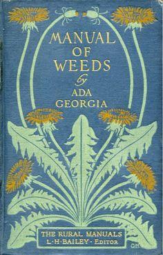 Manual of Weeds