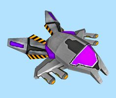 New spaceship for Deep Space Invaders in development ¡¡