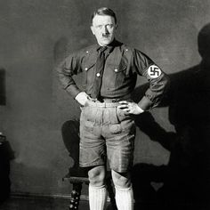 So It Turns Out Hitler Really Did Only Have One Ball | GQ