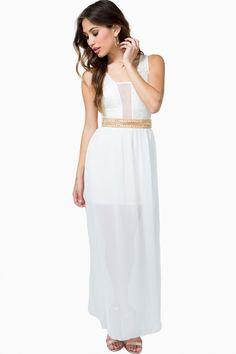Angel Maxi Dress - A'GACI