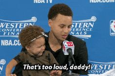 30 Of The Absolute Cutest Riley Curry Moments