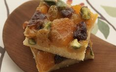 Fruit and Nut Bars Recipe by Food Network Kitchens