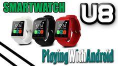 Smartwatch U8 Recensione ITA