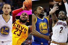 #NBA: Lebron Curry y Harden en equipos titulares All-Star; Westbrook queda fuera