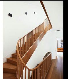 Simple wood rail