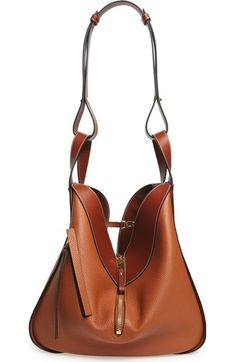 41be9bd24276 Loewe Large Hammock Leather Hobo available at  Nordstrom Schoudertassen