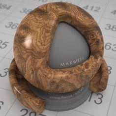 burled walnut
