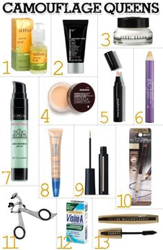 Camouflage Queens for your under eye circles Beauty 101, Beauty Secrets, Beauty Care, Beauty Hacks, Hair Beauty, All Things Beauty, Beauty Make Up, Beauty And The Beast, Make Up Tricks