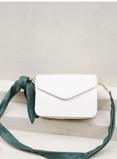 0346e74964fb LEATHER WOMEN Bowknot Small SHOULDER BAG FOR WOMEN